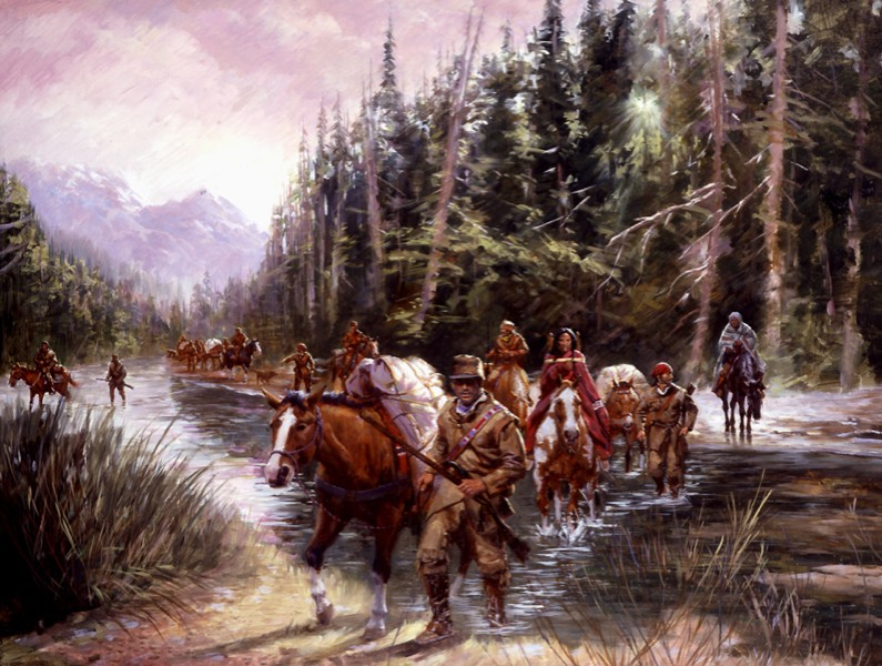 Lewis and Clark History