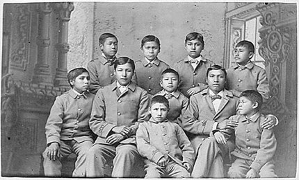 Carlisle Indian School Uccidi L Indiano Salva L