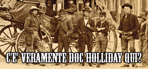 foto di doc holliday