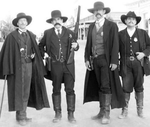 """Risultato immagini per Tombstone il 26 ottobre 1881"""""""