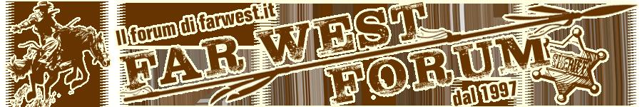 Farwest.it - Il forum della frontiera